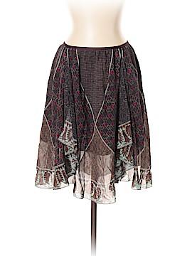Marchesa Voyage Silk Skirt Size 0