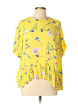 ASOS Short Sleeve Blouse Size 12