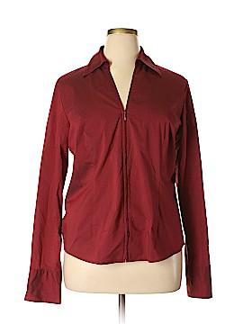 Coldwater Creek Long Sleeve Button-Down Shirt Size XL