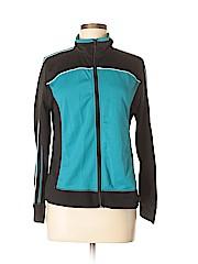 K. Jordan Women Track Jacket Size M