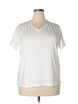 Lands' End Short Sleeve T-Shirt Size 1X (Plus)