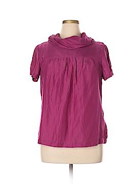 A.n.a. A New Approach Short Sleeve Silk Top Size XL