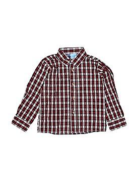 Goodlad Long Sleeve Button-Down Shirt Size 5
