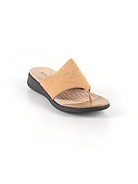 Soft Walk Sandals Size 8