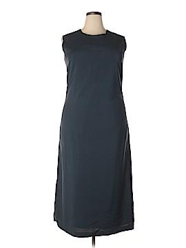Eddie Bauer Casual Dress Size 18 (Plus)