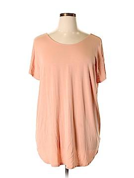 Du Jour Short Sleeve Top Size XL