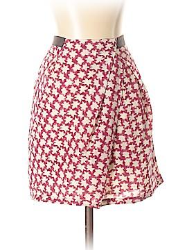 J. Crew Factory Store Silk Skirt Size 0