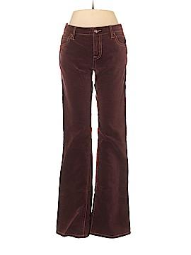 CAbi Velour Pants Size 0