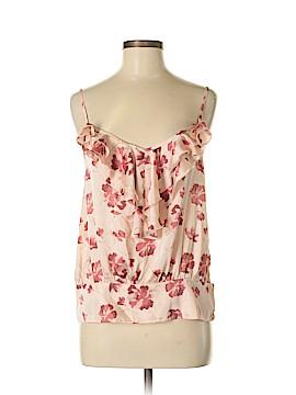 LC Lauren Conrad Sleeveless Silk Top Size S