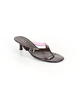 Chaps Heels Size 10