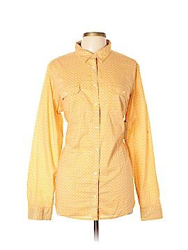 St. John's Bay Long Sleeve Button-Down Shirt Size XL (Tall)