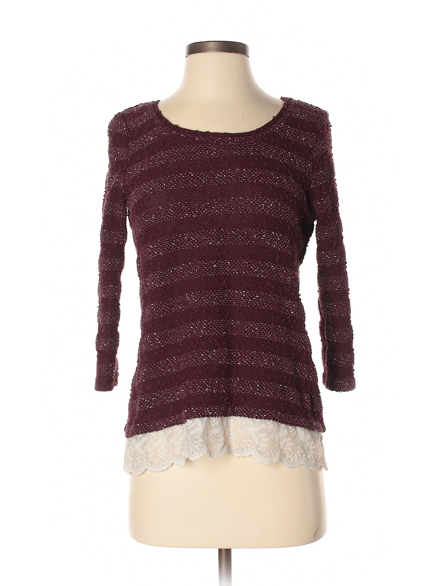 Ann Sweater Pullover Outlet LOFT Boutique Taylor qvHaqw