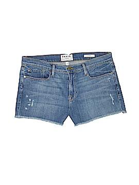 FRAME Denim Denim Shorts 28 Waist