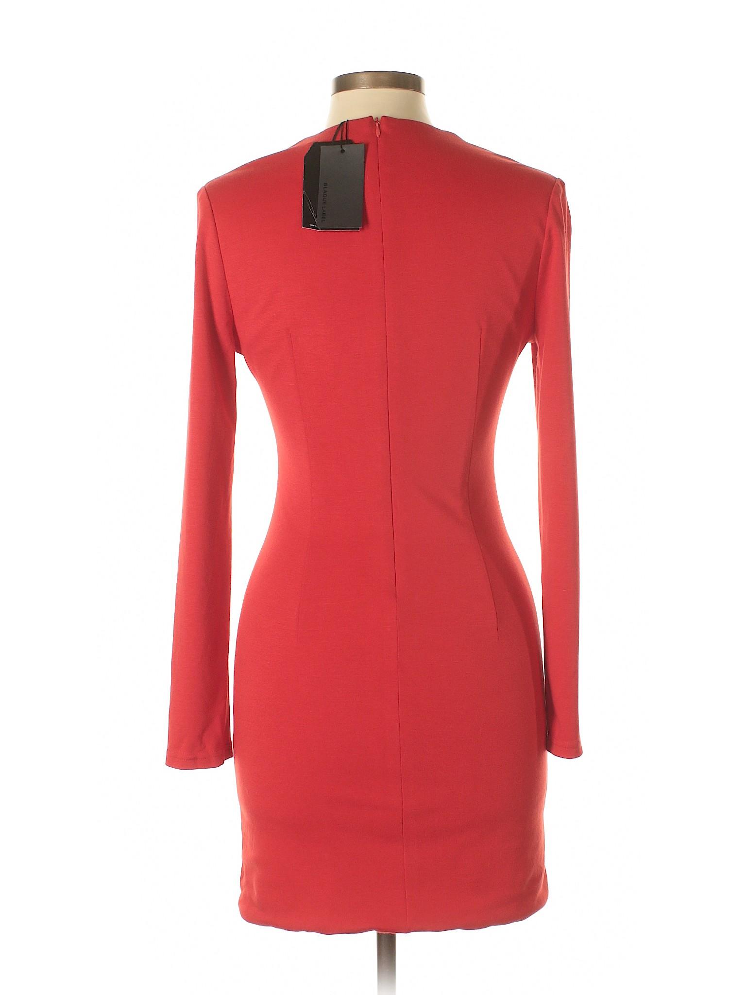 Boutique winter Dress Casual Blaque Label BxqgrYwBX