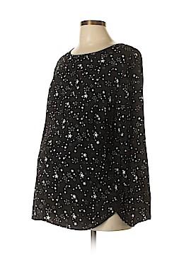 H&M Mama Long Sleeve Blouse Size L (Maternity)