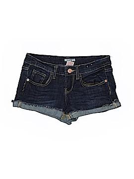 Massimo Dutti Denim Shorts Size 5