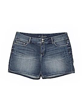 London Jean Denim Shorts Size 16