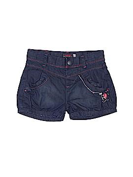 Catimini Denim Shorts Size 4
