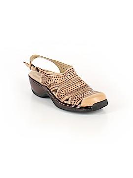 Soft Walk Mule/Clog Size 9