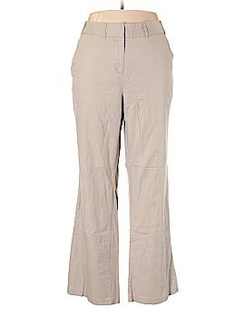 Harve Benard Khakis Size 18W (Plus)