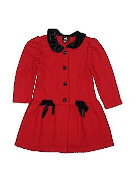 Pinky Coat Size 4