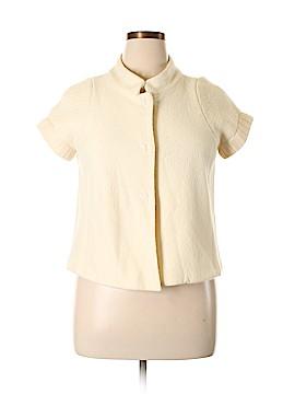 Classiques Entier Wool Cardigan Size L (Petite)