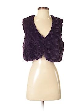 Apt. 9 Faux Fur Vest Size S