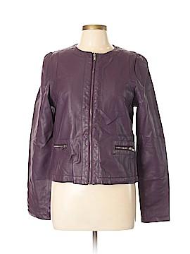 Identify Faux Leather Jacket Size 10