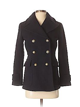 J. Crew Wool Coat Size 00