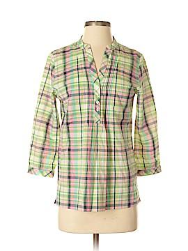 Vineyard Vines 3/4 Sleeve Button-Down Shirt Size XS