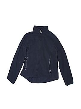 Lands' End Fleece Jacket Size 8 - 9