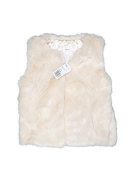 Forever 21 Faux Fur Vest Size 9 - 10