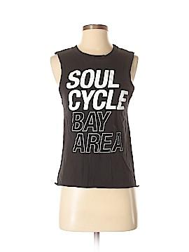 SoulCycle Sleeveless T-Shirt Size XS