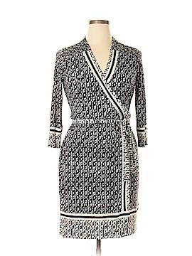 Donna Morgan Casual Dress Size 14 (Petite)