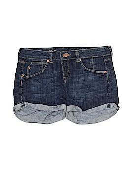 Saks Fifth Avenue Denim Shorts 26 Waist