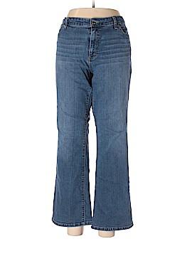 Jennifer Lopez Jeans Size 16W