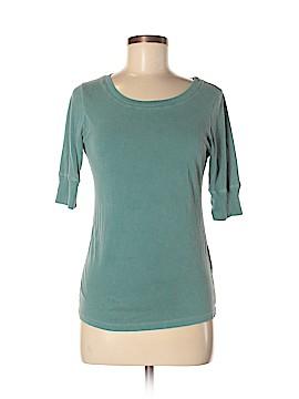 Velvet Short Sleeve T-Shirt Size M