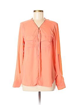 Double Zero Long Sleeve Blouse Size M