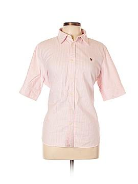 Ralph Lauren Short Sleeve Button-Down Shirt Size XL