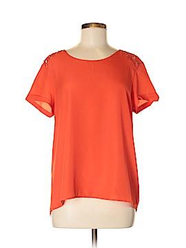 Anne Klein Short Sleeve Blouse Size M
