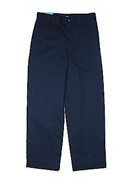 Basic Editions Khakis Size 14