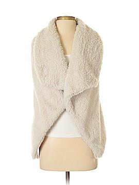 Love By Design Faux Fur Vest Size XS