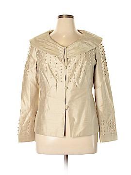 Midnight Velvet Jacket Size 14