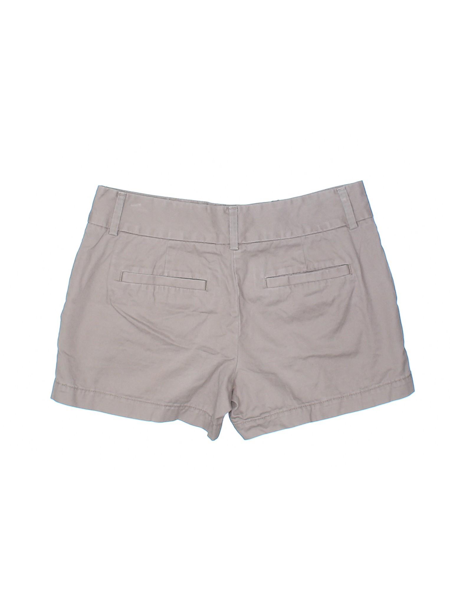 Taylor Ann Boutique Shorts LOFT Khaki UpqTpwx5C
