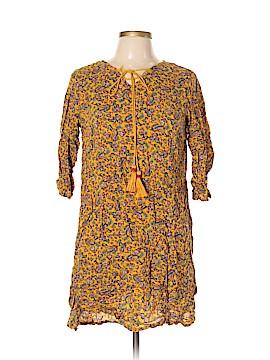 Melange Casual Dress Size L