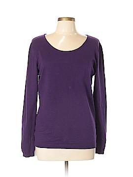 Chadwicks Silk Pullover Sweater Size L
