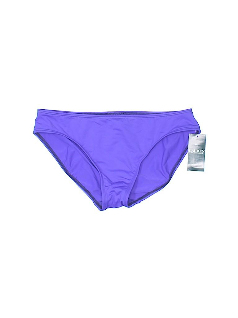 Ralph Lauren Women Swimsuit Bottoms Size 8