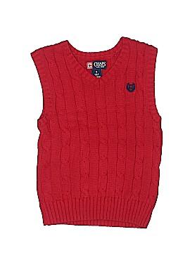 Chaps Sweater Vest Size 5