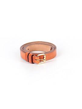 Aubin & Wills Leather Belt Size M