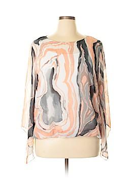 Alfani Long Sleeve Blouse Size XL